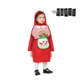 Costume per Neonati 4103 Cappuccetto rosso