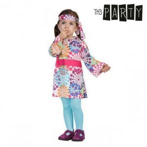 Costume per Neonati Hippie (2 Pcs)