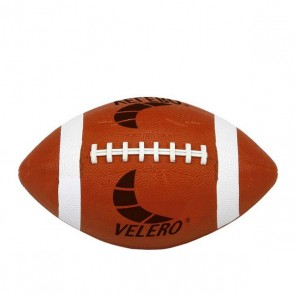 Pallone da Rugby Gomma Marrone 114836
