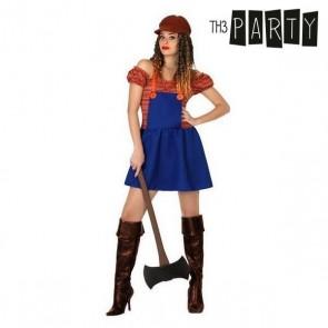 Costume per Adulti Boscaiola (2 Pcs)