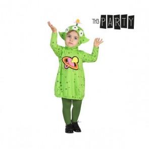 Costume per Neonati Alien Verde