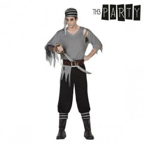 Costume per Adulti Pirata uomo (4 Pcs)