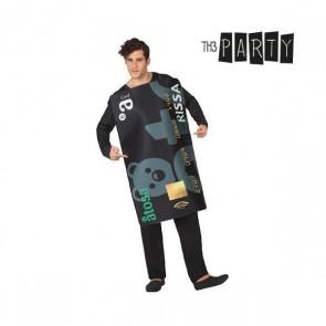 Costume per Adulti 6525 Carta di credito