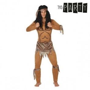 Costume per Adulti Uomo della giungla (7 Pcs)