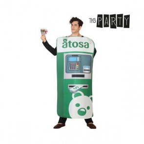Costume per Adulti 6846 Bancomat