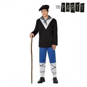 Costume per Adulti Basco (4 Pcs)