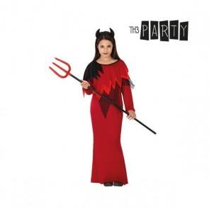 Costume per Bambini Demonio donna
