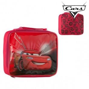 Cestino per la Merenda Cars 75695 Rosso
