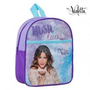 Zaino Scuola Violetta 76050 Viola