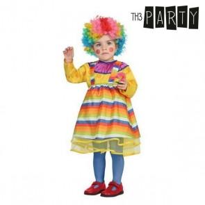 Costume per Neonati Pagliaccio donna (3 Pcs)