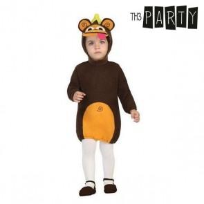 Costume per Neonati Scimmia (2 Pcs)