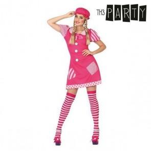 Costume per Adulti Bambola di stoffa