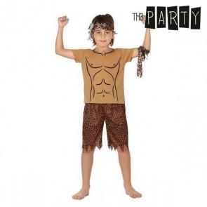 Costume per Bambini Uomo della giungla (4 Pcs)