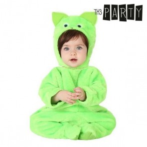 Costume per Neonati Kiokids Verde
