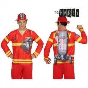 Maglia per adulti 7611 Pompiere
