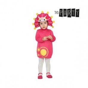 Costume per Neonati Drago Rosa
