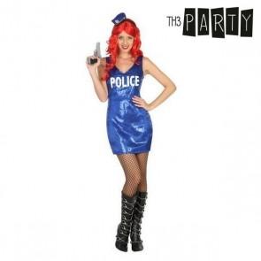 Costume per Adulti Poliziotta