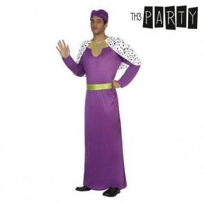 Costume per Adulti Re magio baldassarre (4 Pcs)