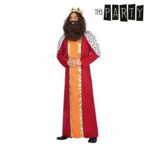 Costume per Adulti Re magio gasparre (2 Pcs)