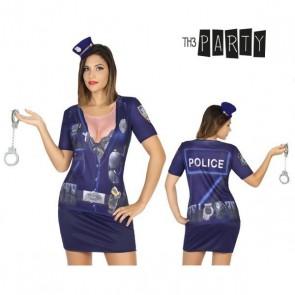 Maglia per adulti 8201 Poliziotta