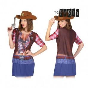 Maglia per adulti 8270 Cowboy donna