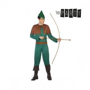 Costume per Adulti Arciere uomo
