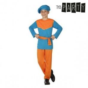 Costume per Bambini Paggio Azzurro (4 Pcs)