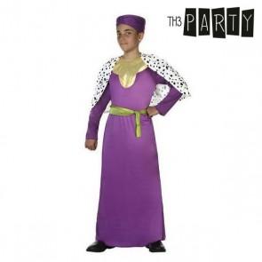 Costume per Bambini Re magio baldassarre (4 Pcs)