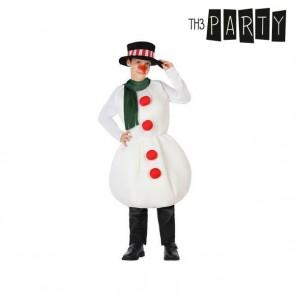 Costume per Bambini Pupazzo di neve