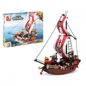 Nave Pirata Junior Knows 7059 (379 pcs)