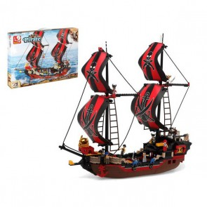 Nave Pirata Junior Knows 7073 (632 pcs)