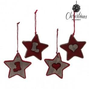 Decorazione Natalizia Christmas Planet 2183 Stella