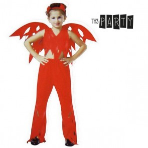 Costume per Bambini Th3 Party 3293 Demonio donna