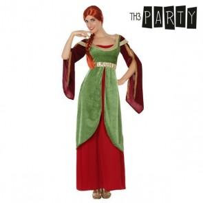 Costume per Adulti Dama medievale