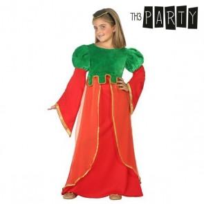 Costume per Bambini Dama medievale