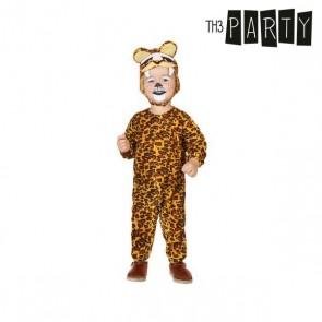 Costume per Neonati Leopardo