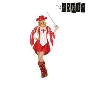 Costume per Adulti Th3 Party Moschettiera