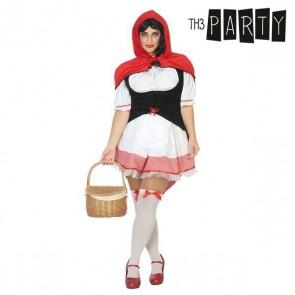 Costume per Adulti 3320 Cappuccetto rosso