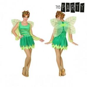 Costume per Adulti Th3 Party Fata Verde