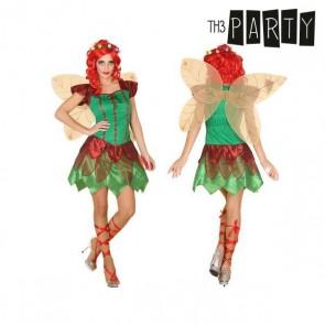 Costume per Adulti Fata Roșie