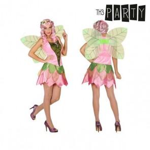 Costume per Adulti Th3 Party Fata Rosa