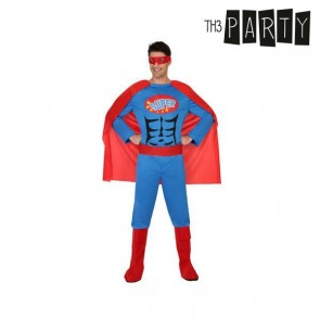 Costume per Adulti Supereroe