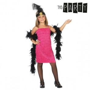 Costume per Bambini Th3 Party Charleston Rosa