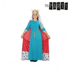 Costume per Bambini Regina medievale