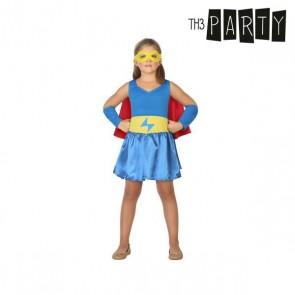 Costume per Bambini Th3 Party Supereroina