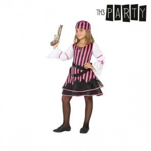 Costume per Bambini Th3 Party Pirata Rosa