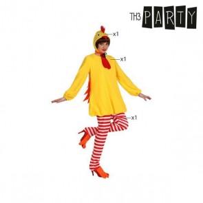 Costume per Adulti Th3 Party Pollo