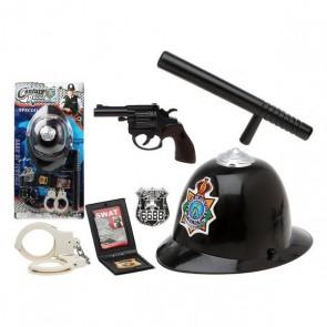 Set di Polizia Nero 111711