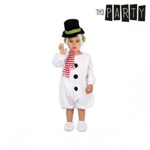 Costume per Neonati Pupazzo di neve