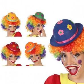 Cappello da Pagliaccio Multicolore